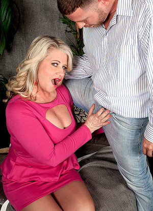 Mona Moans For Cock In Her Ass